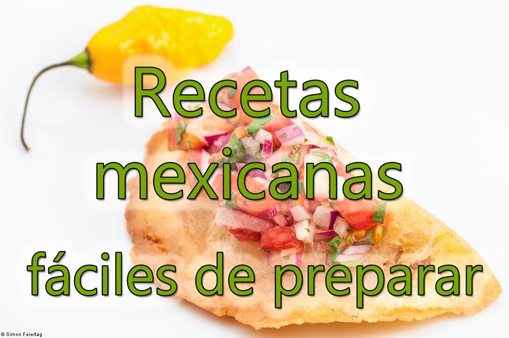 Recetas mexicanas la candelaria for Resetas para preparar comida